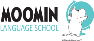 Playvation / Moomin language school logo